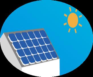 Fig. 1: Solar Energy-its advantages and limitations