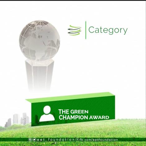 Green Champion Award
