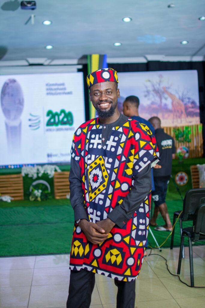 Host 2020 Africa Green Awards Seyifunmi Adebote